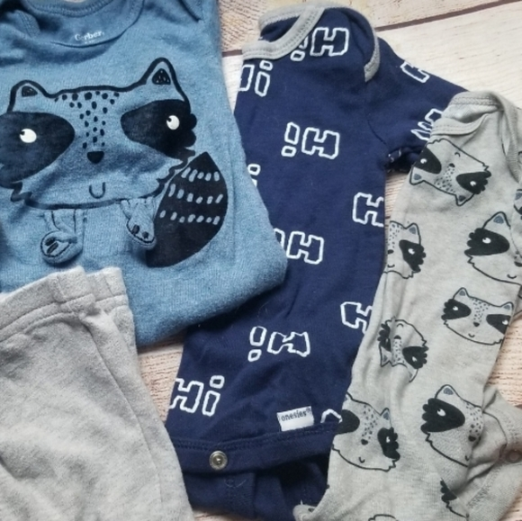 Baby boy 0-3 month lot bundle